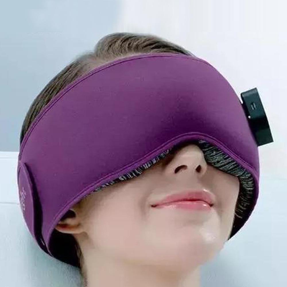 美國Dreamlight |HEAT 石墨烯溫感加熱智能眼罩 (共三色)