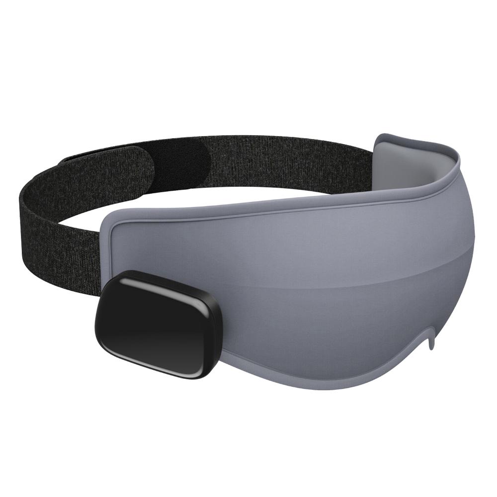 美國Dreamlight |HEAT MINI 無線熱敷全遮光助眠眼罩(超值分享2入組)