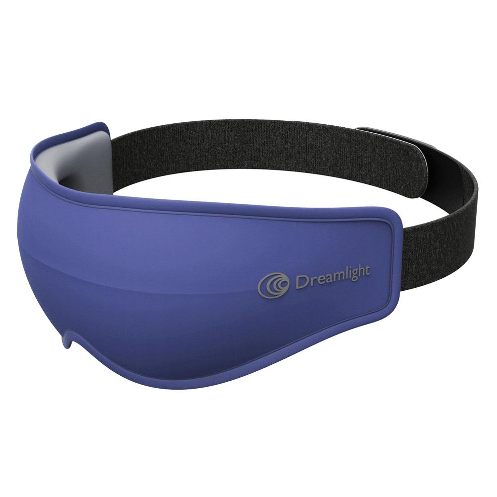 美國Dreamlight|HEAT MINI 無線熱敷全遮光助眠眼罩(超值分享2入組)