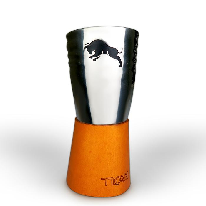 KROLL 純鈦牛角杯