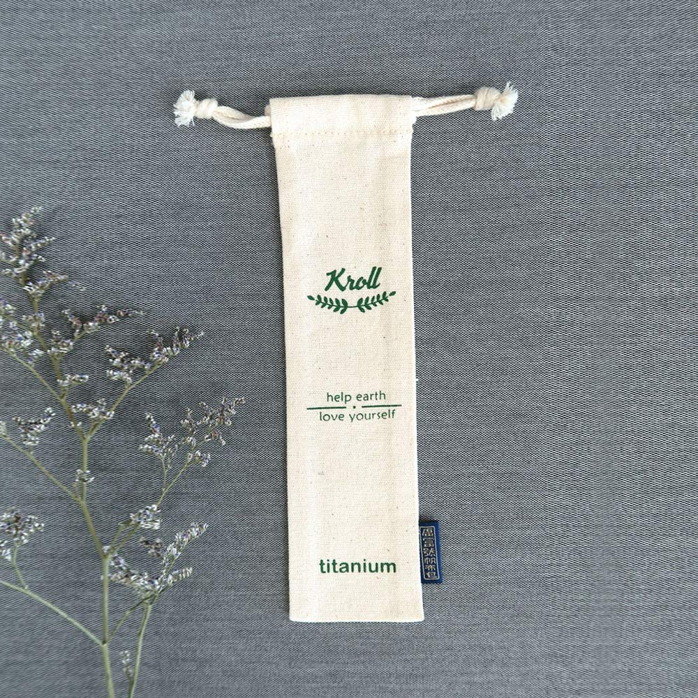 KROLL|廣富號環保束口袋