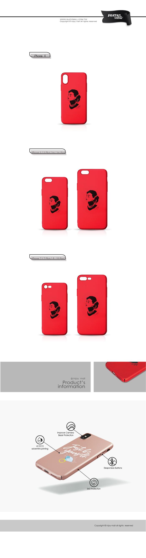 (複製)INJOY mall|iPhone 6 / 7 / 8 / Plus / X 系列 透明花豹 耐衝擊防摔手機殼