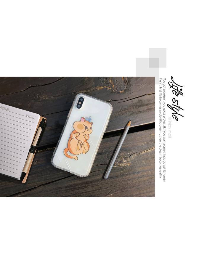 (複製)INJOY mall|iPhone 6 / 7 / 8 / Plus / X 系列 潮流魅力電吉他亮面手機殼