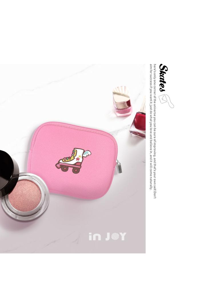 INJOY mall|3C配件美妝小物萬用電源收納包