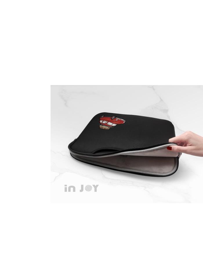 NJOY mall|MacBook Air / MacBook Pro / 11,13,15吋,慢活金龜車,apple筆電包 / 筆電保護套