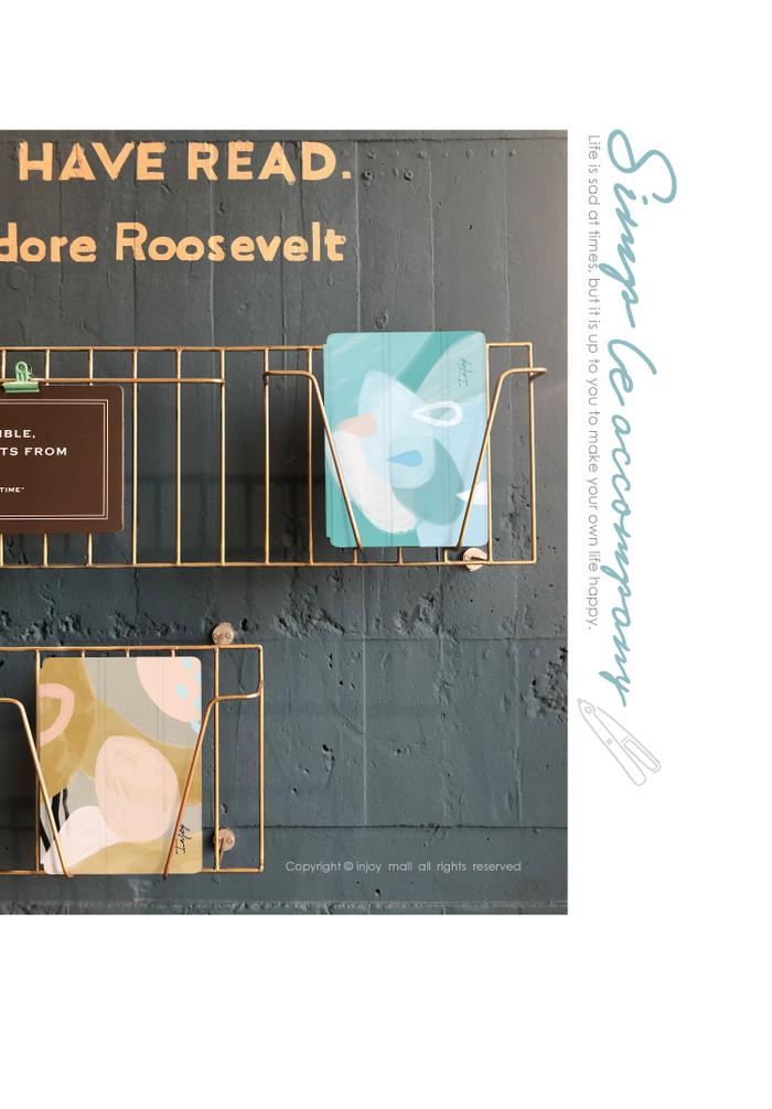 (複製)INJOY mall|iPad Pro 11 系列 香甜櫻桃 Smart cover皮革平板保護套
