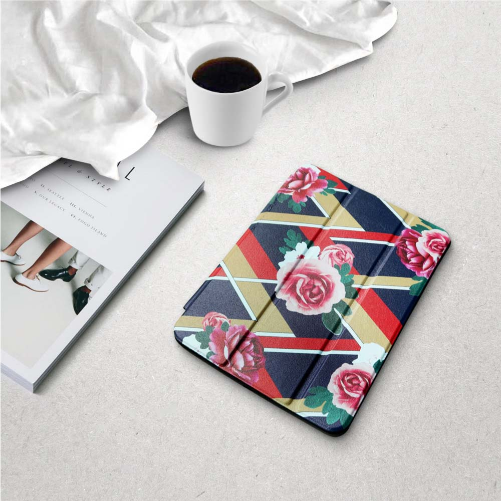 INJOY mall iPad mini123 系列 Smart cover皮革平板保護套
