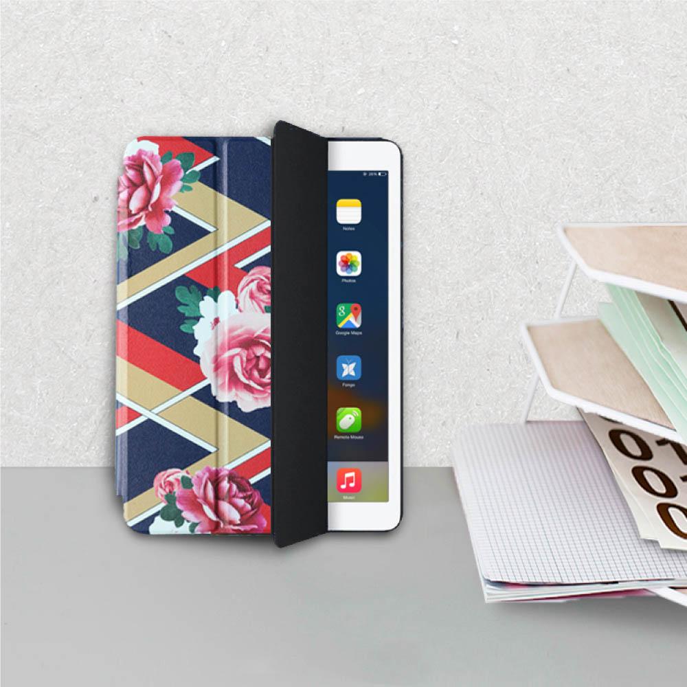 INJOY mall|iPad Air/5 系列 Smart cover皮革平板保護套
