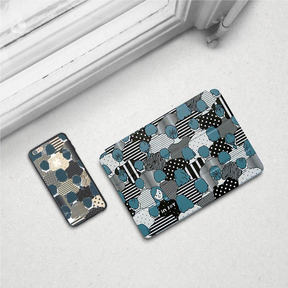 INJOY mall|iPad Air2/6 系列 Smart cover皮革平板保護套