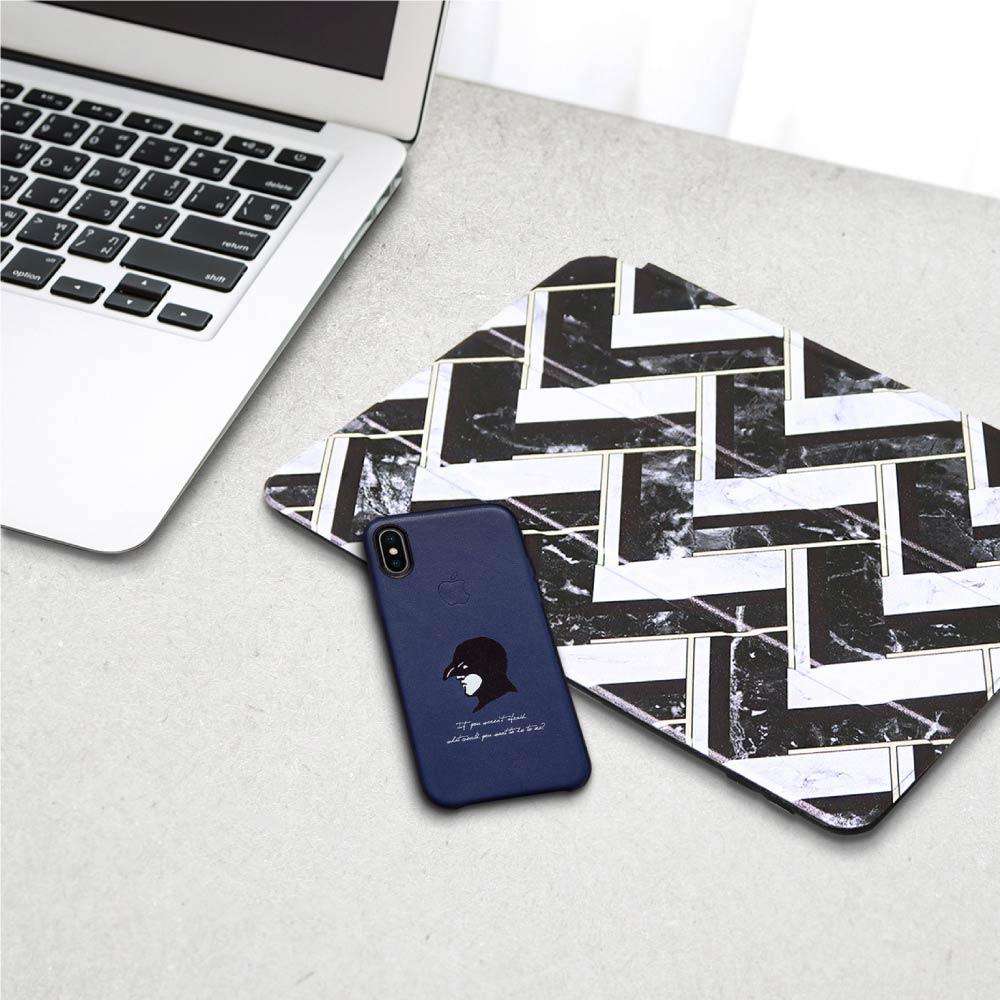 INJOY mall|iPad Pro 12.9 系列 Smart cover皮革平板保護套