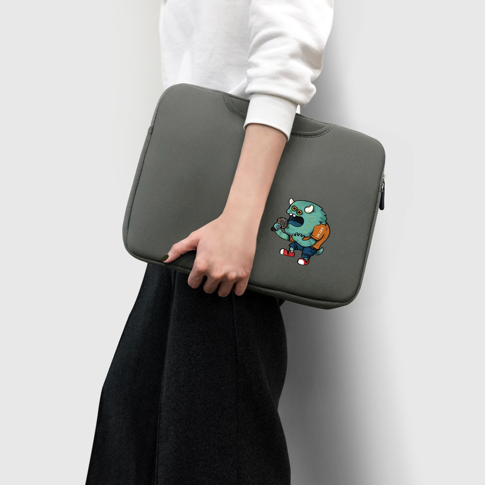 INJOY mall|怪獸歌手MacBook Air/MacBook Pro/11,13,15吋,apple手提筆電包