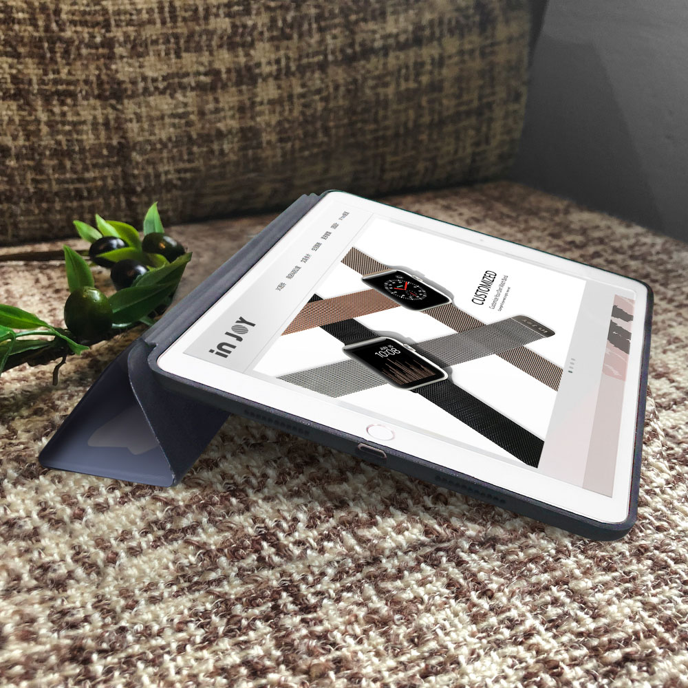 INJOY mall|iPad Pro 11 系列 洋溢夏日氣息 Smart cover皮革平板保護套