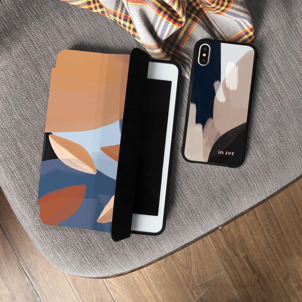 INJOY mall iPad Pro 12.9 2017 系列 昨日的記憶 Smart cover皮革平板保護套