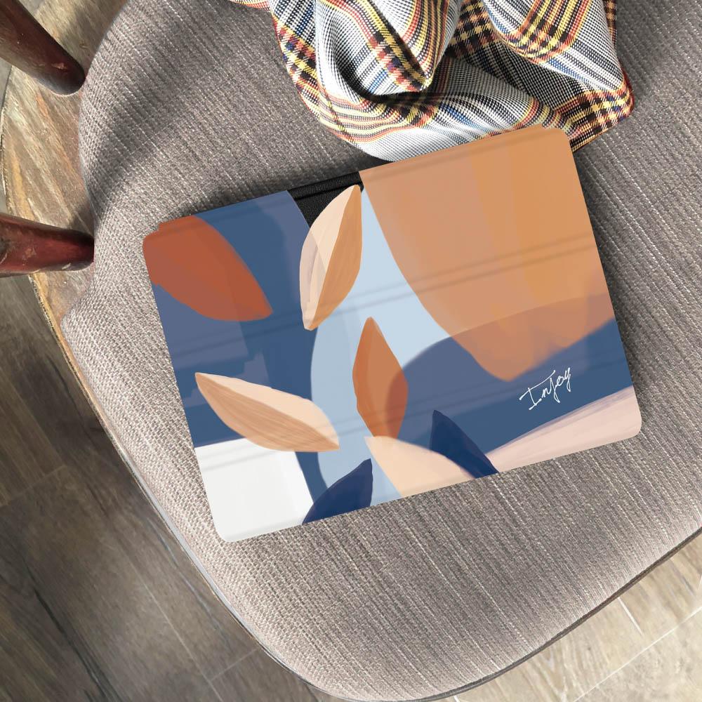 INJOY mall|iPad 9.7 2017 系列 昨日的記憶 Smart cover皮革平板保護套