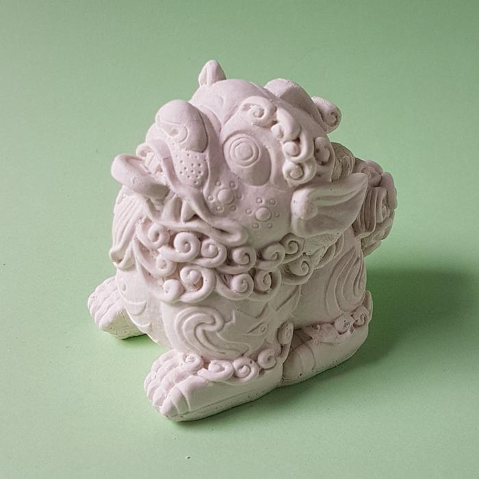 創藝皂學|趨吉避凶的開運小物 貔貅 - 珪藻土擴香石家飾