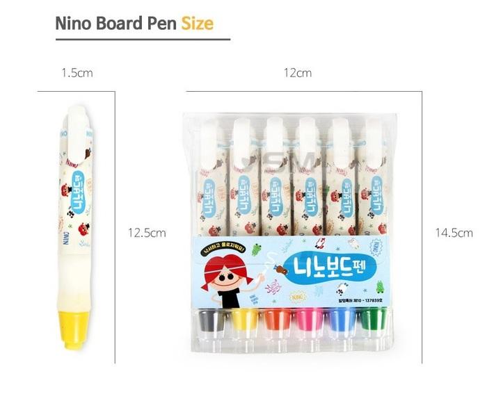 韓國NINO|NINO專用水性蠟筆