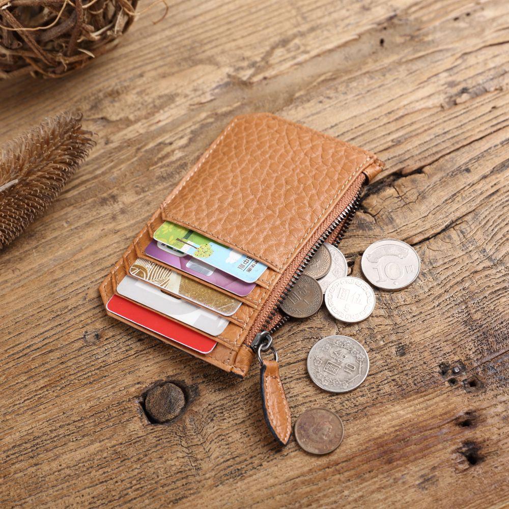 SoLoMon|果皮 卡片零錢包 (五色可選)