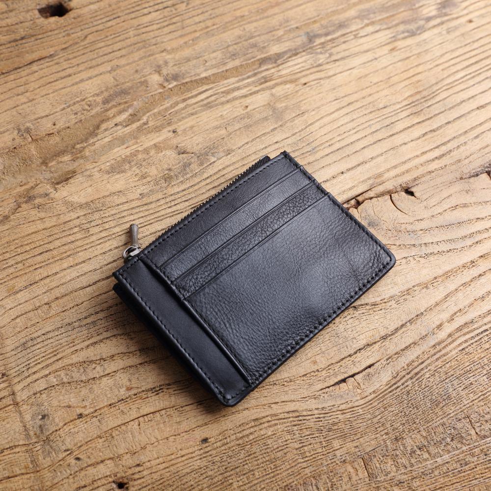 SoLoMon|盜星卡片拉鍊零錢包 (六色可選)