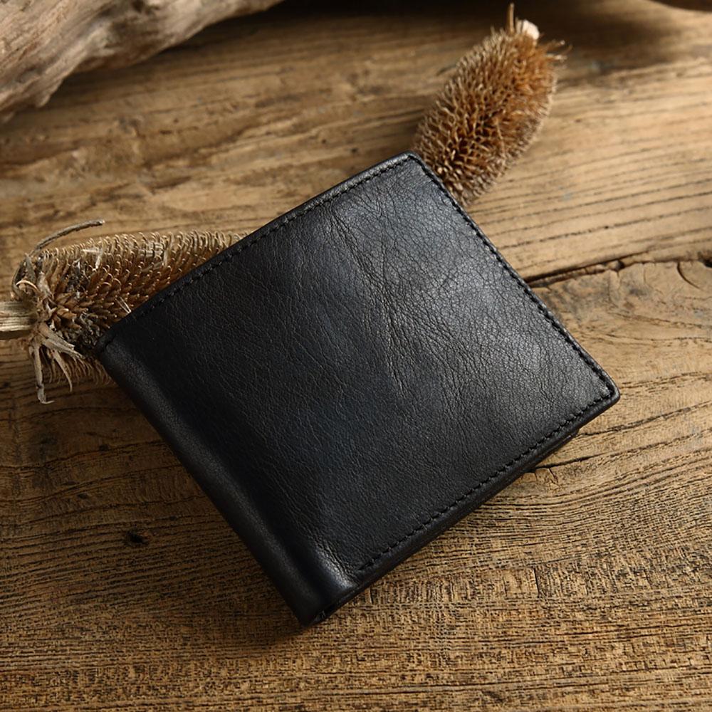 SoLoMon|吉來手工牛皮零錢短夾(二色可選)