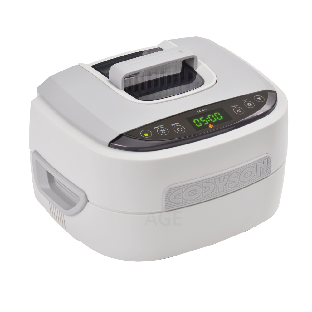 CODYSON | 專業數位超音波清洗機 CD-4821 (2500ml商業用)
