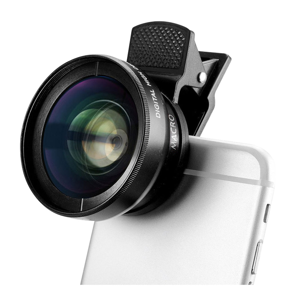 Bomgogo|Govision L1 超廣角微距手機萬用大鏡頭