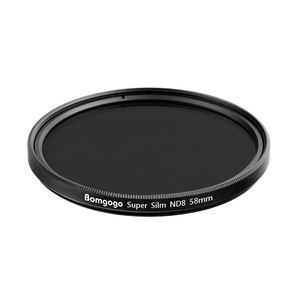 Bomgogo|Govision 超薄款ND8減光鏡 58mm