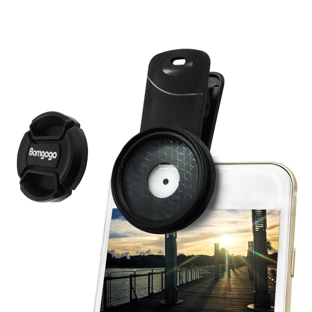Bomgogo|Govision 超薄款六線星芒鏡 37mm