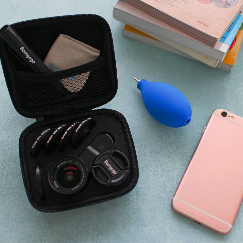Bomgogo Bomgogo 手機鏡頭專業清潔組
