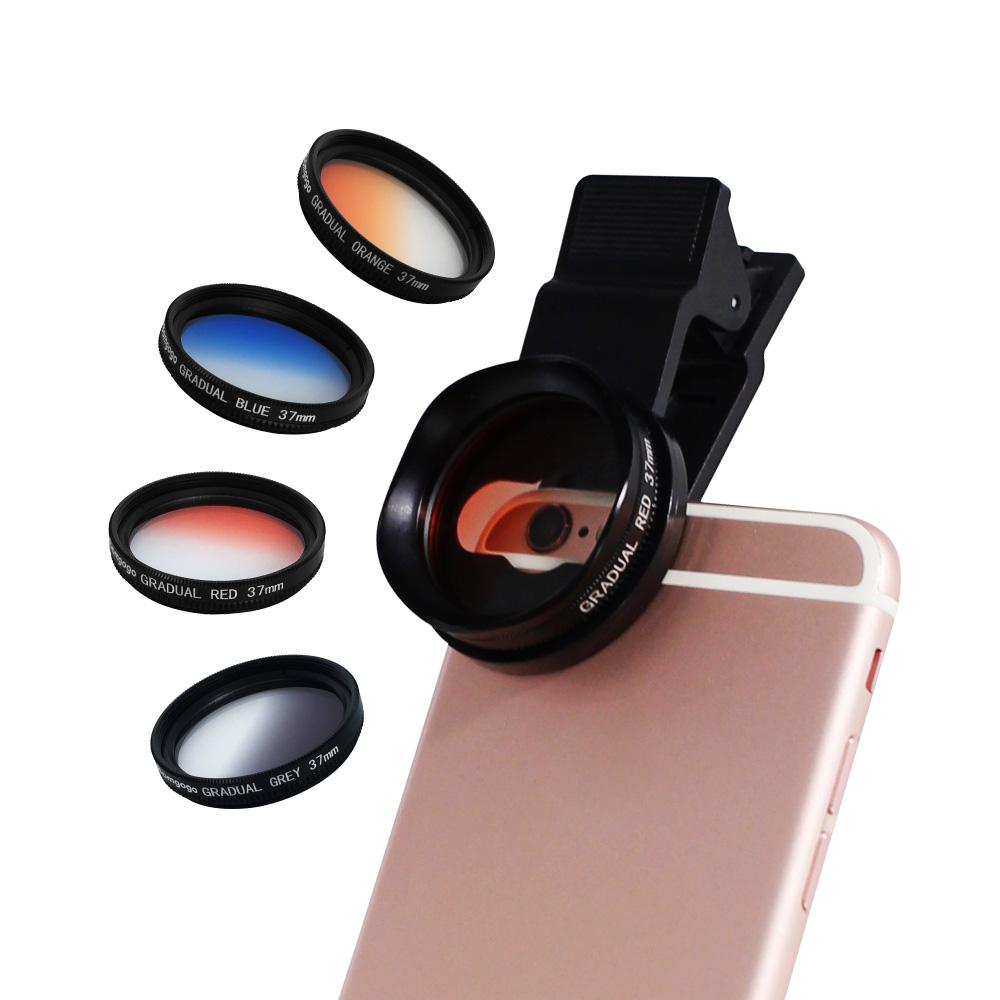 Bomgogo CF1 可調式超薄漸層彩色濾鏡組(37mm)