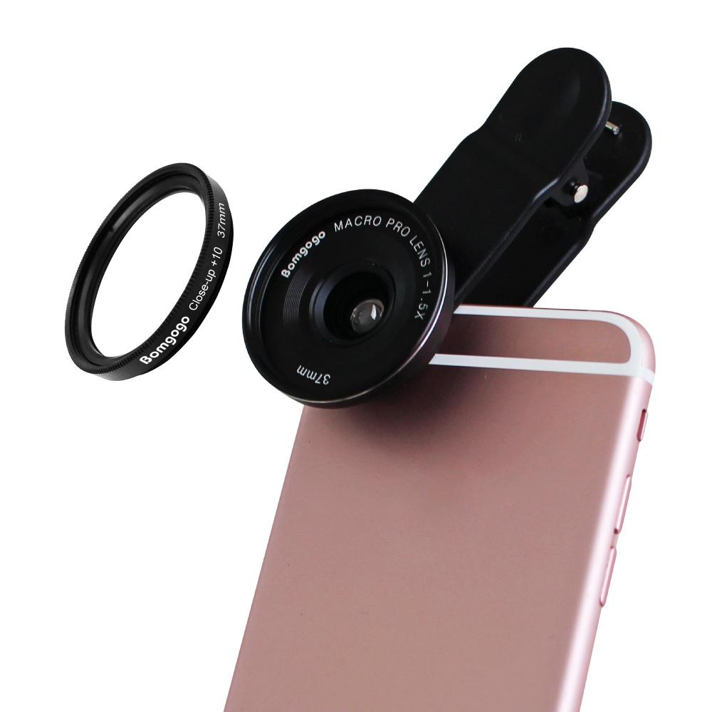 Bomgogo|Govision L4 專業級微距手機鏡頭組(37mm)