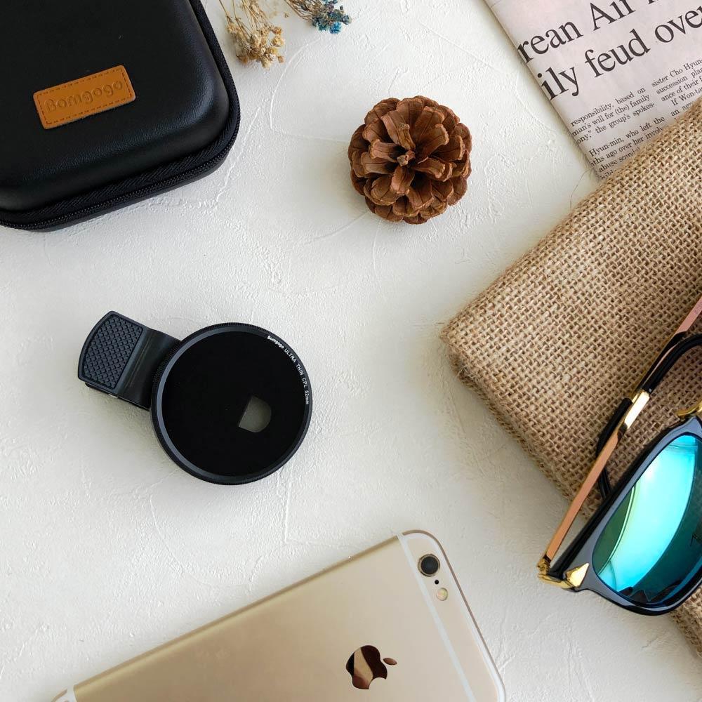 Bomgogo|Govision 極薄款CPL偏光鏡 52mm