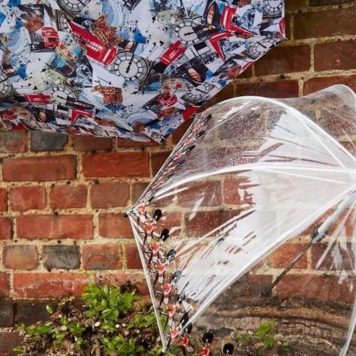 Fulton富爾頓|【2018春夏限量】輕巧隨身傘-倫敦印象
