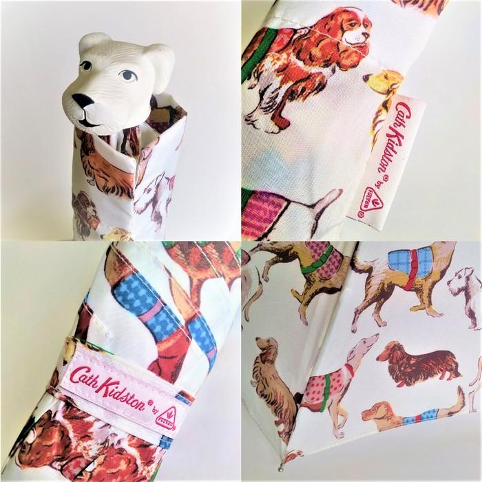 (複製)Fulton富爾頓|Cath Kidston聯名迷你口袋傘-悠遊倫敦
