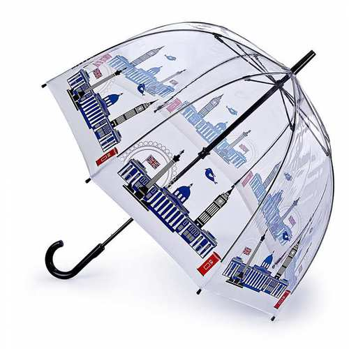 Fulton富爾頓 國家藝廊聯名鳥籠傘-倫敦天際