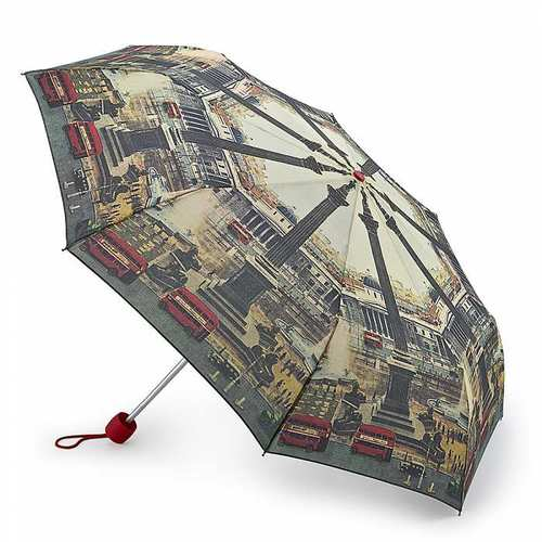 Fulton富爾頓 國家藝廊聯名輕巧隨身傘-倫敦廣場