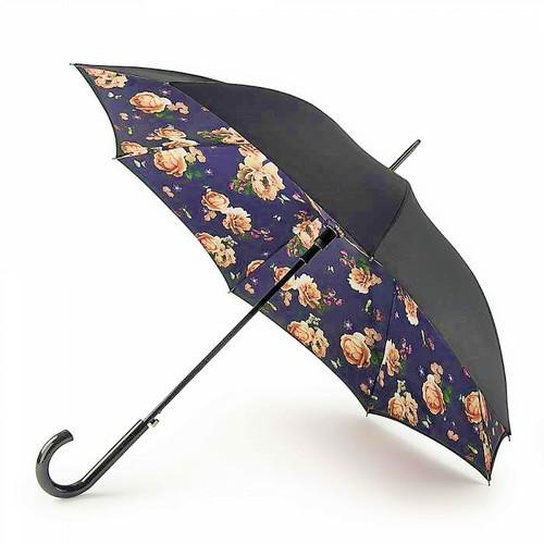 Fulton富爾頓|Bloomsbury雙層名媛傘-微醺英倫