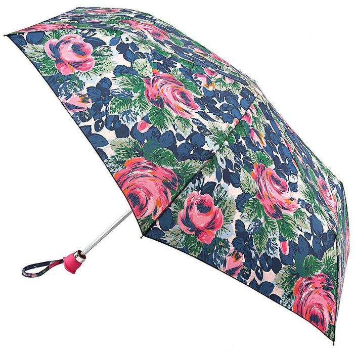(複製)FULTON富爾頓|抗UV • Cath Kidston聯名 輕巧隨身傘-水洗玫瑰