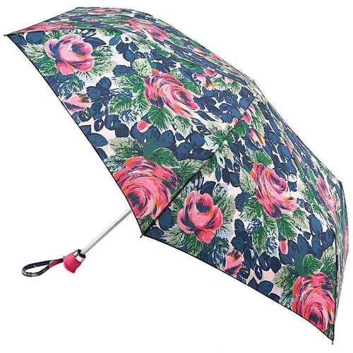 FULTON富爾頓|抗UV • Cath Kidston聯名 輕巧隨身傘-牛津玫瑰