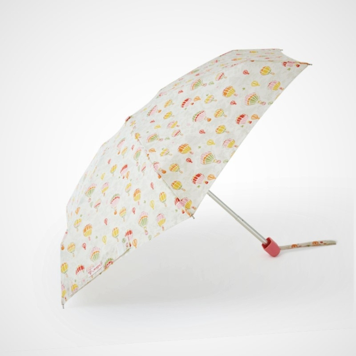 FULTON富爾頓|Cath Kidston迷你口袋傘-繽紛熱氣球