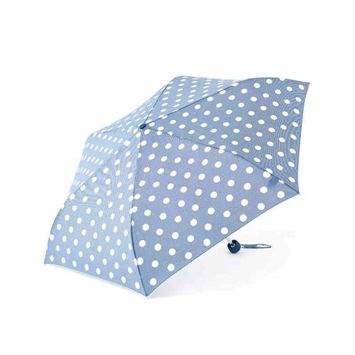FULTON富爾頓 Cath Kidston聯名輕巧隨身傘-復古圓點水玉
