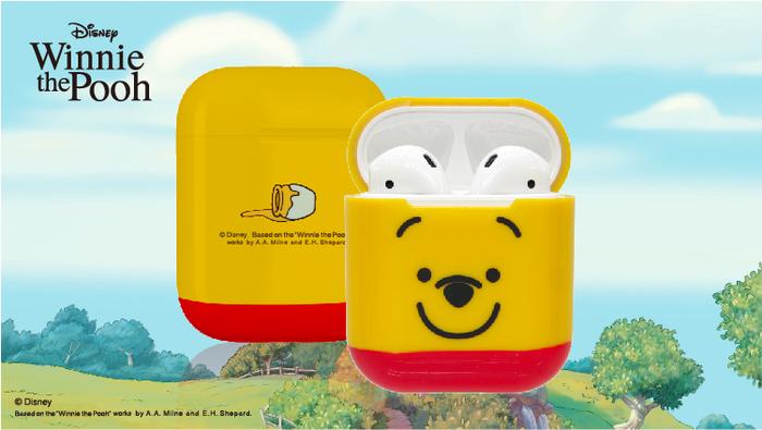 (複製)CAMINO | 迪士尼正版授權-AirPods硬式保護套 - 奇奇與蒂蒂 - 奇奇款