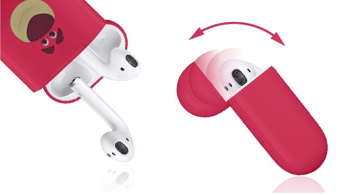(複製)CAMINO | 迪士尼正版授權-AirPods硬式保護套 - 小熊維尼