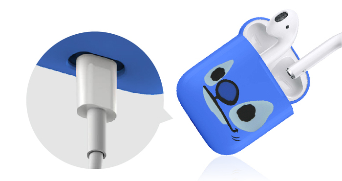 (複製)CAMINO   迪士尼正版授權-AirPods硬式保護套 - 玩具總動員3 - 熊抱哥