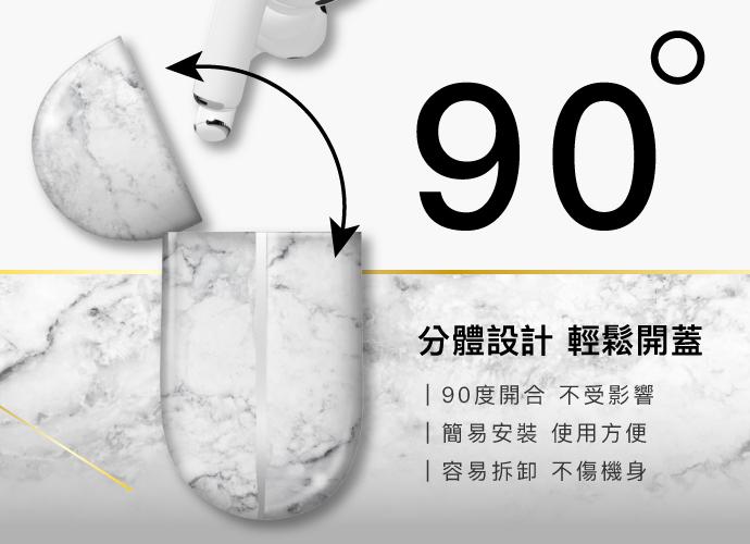 (複製)HongMan | 三麗鷗系列 AirPods防塵耐磨保護套 貝克鴨 DJ小鴨