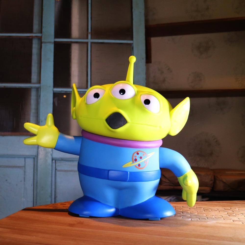 CAMINO 迪士尼正版授權 玩具總動員 三眼怪15吋LED造型燈