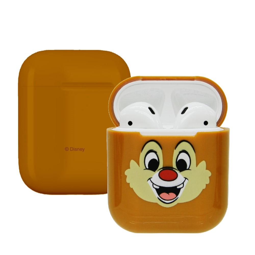 CAMINO|迪士尼正版授權-AirPods硬式保護套 - 奇奇與蒂蒂 - 蒂蒂款