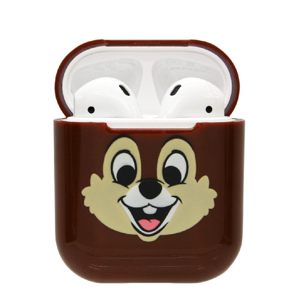 CAMINO   迪士尼正版授權-AirPods硬式保護套 - 奇奇與蒂蒂 - 奇奇款