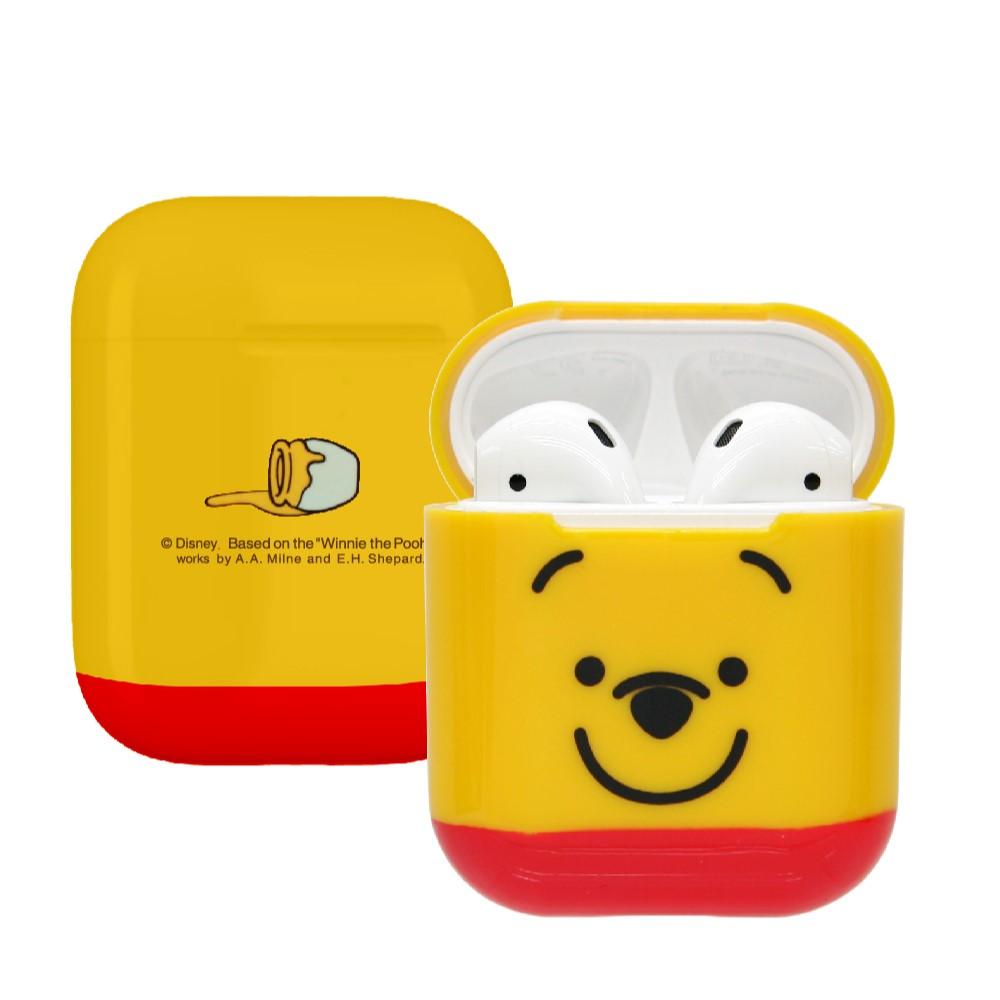 CAMINO|迪士尼正版授權-AirPods硬式保護套 - 小熊維尼