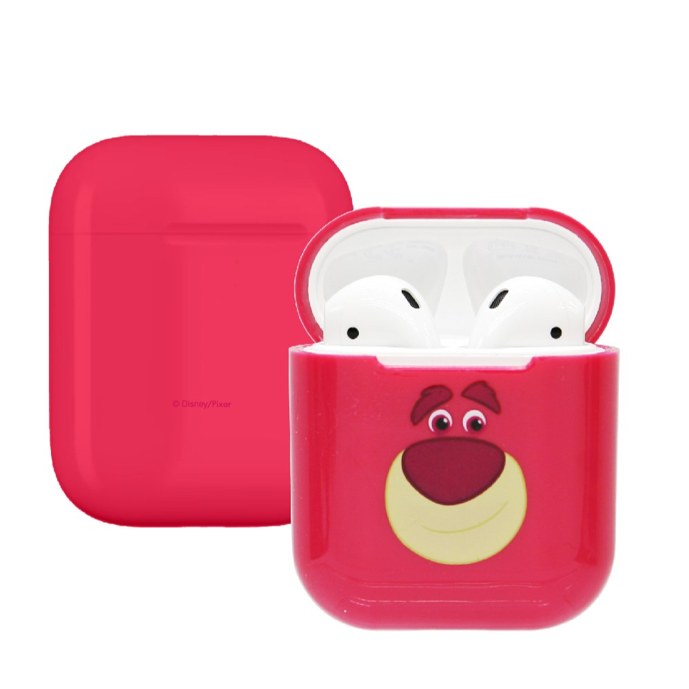CAMINO|迪士尼正版授權-AirPods硬式保護套 - 玩具總動員3 - 熊抱哥