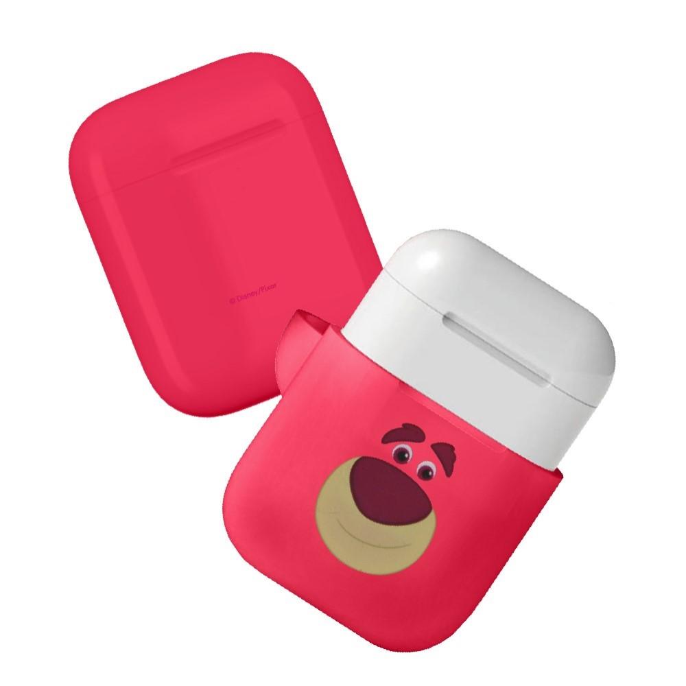 CAMINO   迪士尼正版授權-AirPods硬式保護套 - 玩具總動員3 - 熊抱哥